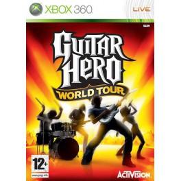 Guitar Hero: World Tour (Juego) - X360