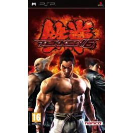 Tekken 6 (Essentials) - PSP