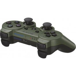 Mando Dual Shock 3 Jungle Green - PS3