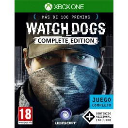 Watch Dogs Complete Greatest Hits - Xbox one