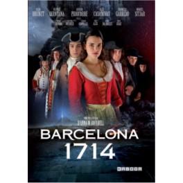 Barcelona 1714 - DVD