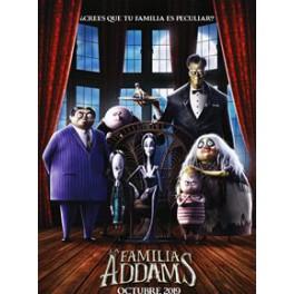 La familia Addams (2019) - DVD