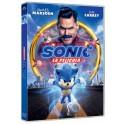 Sonic: la pelicula (dvd)